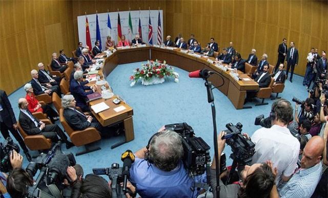 Iran không tham gia đàm phán hạt nhân bất chấp ngỏ ý của Mỹ và châu Âu - Ảnh 1.