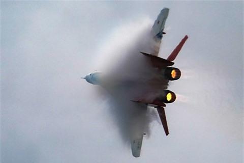 My diem danh 6 tran khong chien kinh dien voi MiG Iraq