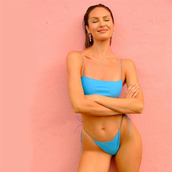 Sắc vóc nóng bỏng rực lửa của siêu mẫu Nam Phi Candice Swanepoel  - ảnh 7