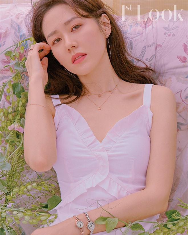 Tranh cãi BXH 25 nữ diễn viên đẹp nhất xứ Hàn: Song Hye Kyo - Jeon Ji Hyun hạng thấp bất ngờ, No.1 là ai mà khiến Knet gật gù? - Ảnh 10.