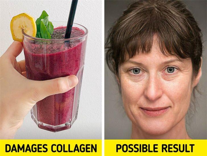Sinh tố trái cây: