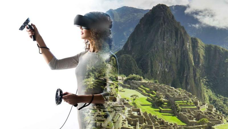Du lịch ảo - thay thế một phần trải nghiệm thực tế