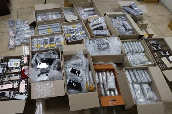 Bắt giữ gần 1.000 vụ buôn lậu, gian lận thương mại trong dịp Tết Tân Sửu