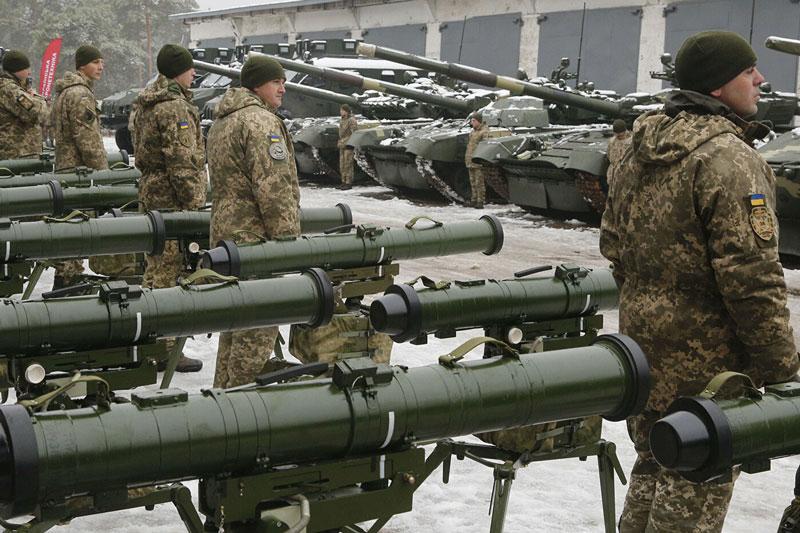 Ukraine tuyên bố huy động quy mô lớn quân dự bị cho cuộc tấn công vào DPR và LPR