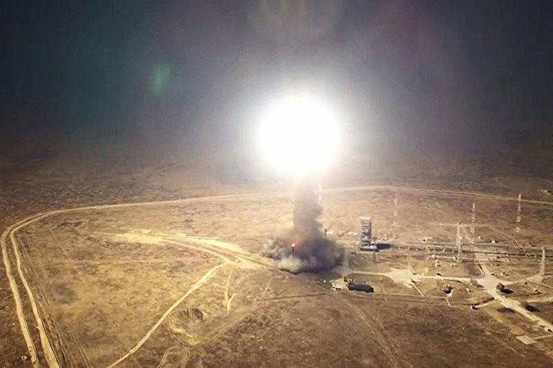 Iran tấn công trả đũa bằng 3 tên lửa đạn đạo vào căn cứ không quân Mỹ ở Iraq