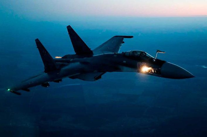 """Nga ám chỉ Mỹ sắp bị """"đòn trừng phạt"""" vì các cuộc không kích vào Syria"""