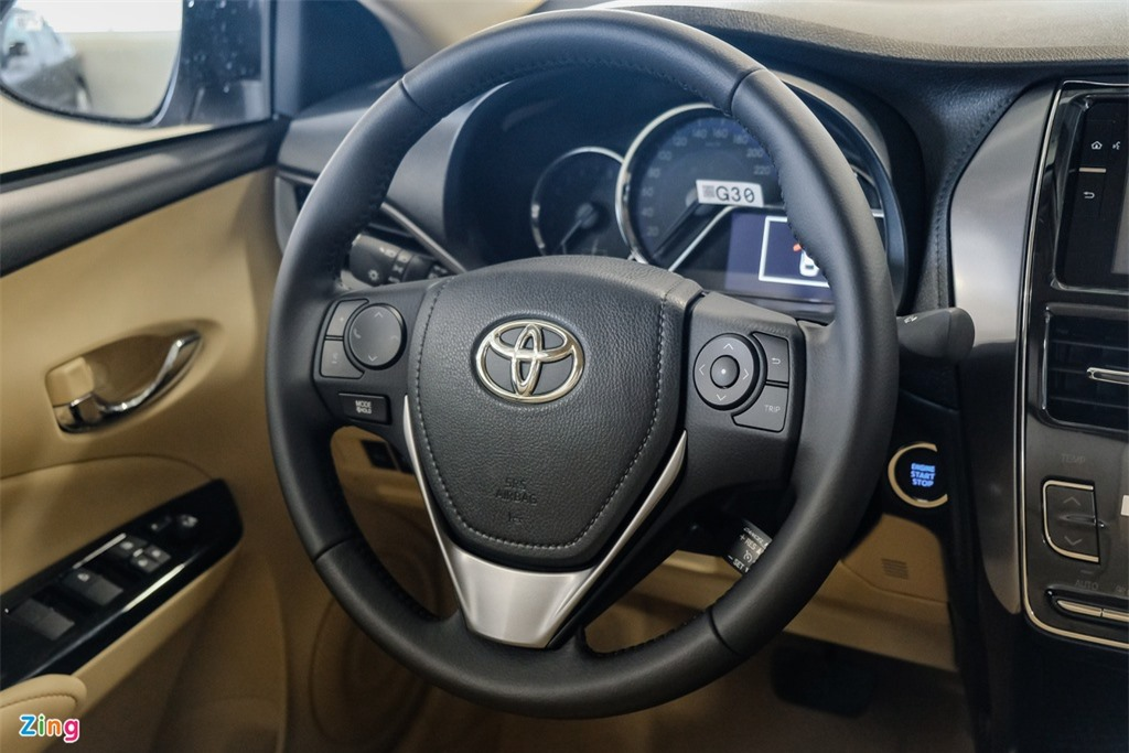 Toyota Vios 2021 anh 11