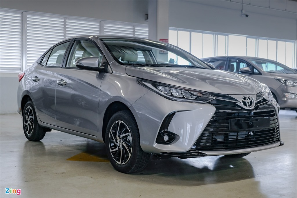 Toyota Vios 2021 anh 4