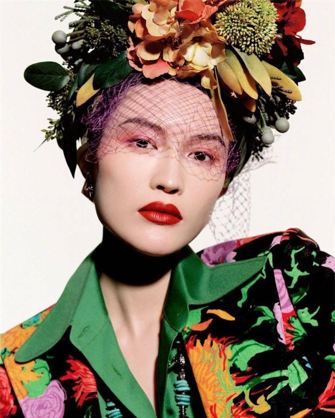 Người mẫu nội y gốc Hoa da trắng eo thon dáng nuột nà - ảnh 7