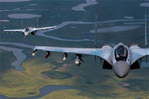 Thuong vu Su-35 cua Indonesia di vao ngo cut?