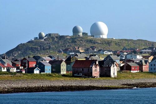 """Mỹ và Nga chuẩn bị """"so găng"""" ở Bắc cực"""