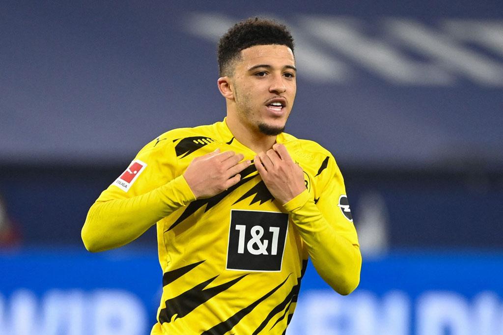 Dortmund đã sẵn sàng bán Sancho