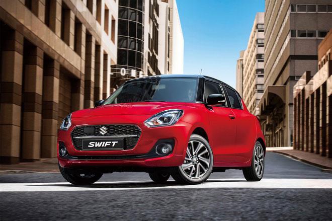 Suzuki Swift thế hệ mới sẽ 'lột xác' mạnh mẽ