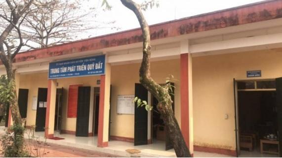 Yên Bái: Khởi tố, bắt tạm giam Giám đốc và nhiều cán bộ Trung tâm phát triển Quỹ đất huyện Yên Bình