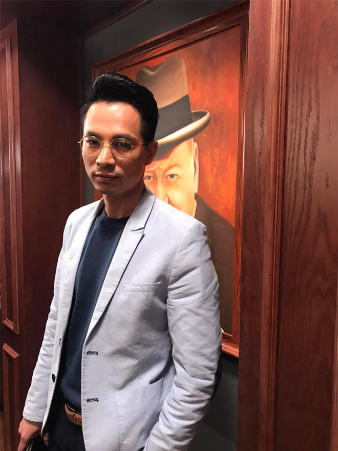 Nam diễn viên cưỡng hiếp Hồng Diễm ở Hướng dương ngược nắng: Cảnh quay không có gì nhạy cảm - Ảnh 4.
