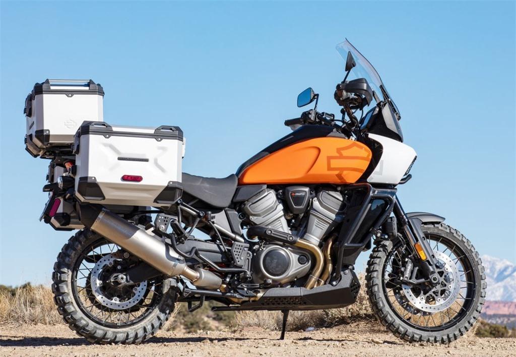 Chi tiet Harley Davidson Pan America 1250 vua duoc ra mat anh 1