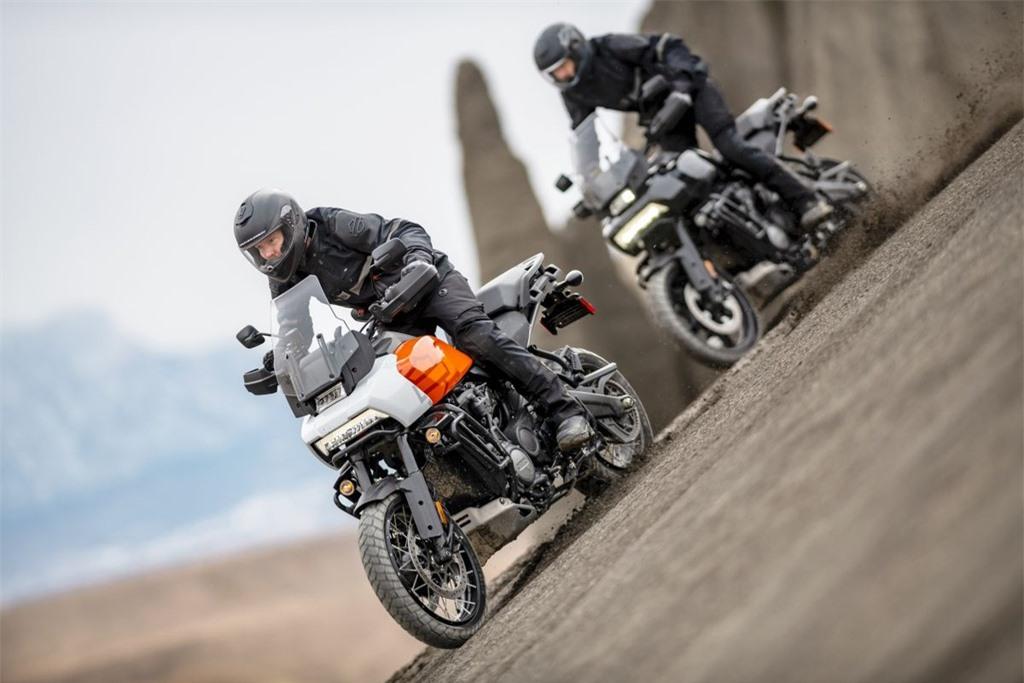 Chi tiet Harley Davidson Pan America 1250 vua duoc ra mat anh 7