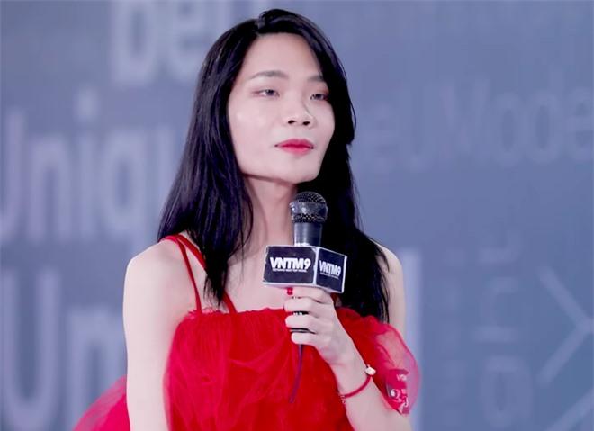 Võ Hoàng Yến, Nam Trung ngỡ ngàng khi gặp người quen casting Next Top Model mùa 9 - Ảnh 5.