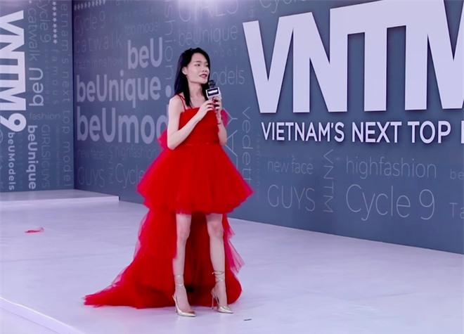 Võ Hoàng Yến, Nam Trung ngỡ ngàng khi gặp người quen casting Next Top Model mùa 9 - Ảnh 9.