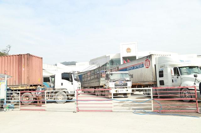 -Ngay từ đầu năm 2021, hoạt động XNK trên tuyến Cửa khẩu quốc tế Cầu Treo trở lại sôi động, nhất là ở luồng nhập