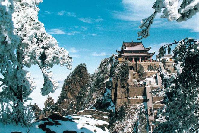 Ngắm những địa danh có thật trong tiểu thuyết Kim Dung