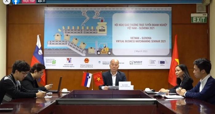 EVFTA là sức ép hợp lý để doanh nghiệp Việt Nam - Slovenia nâng cao năng lực cạnh tranh