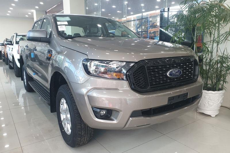 Bảng giá xe Ford tháng 3/2021: Thêm sản phẩm mới