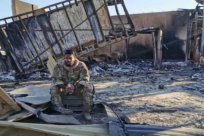 Iran lại dội hỏa lực vào căn cứ Mỹ
