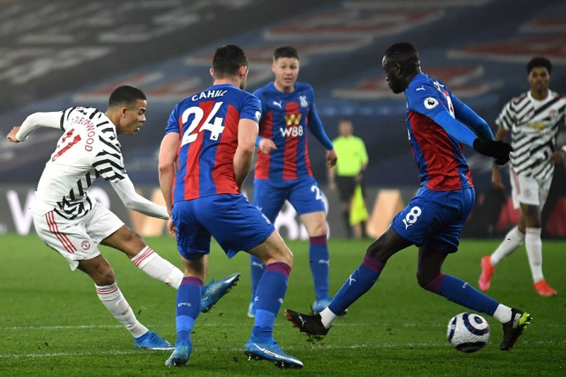 Điểm nhấn trận Palace vs MU: Fernandes lại mất hút, Quỷ đỏ thành 'vua hòa 0-0'