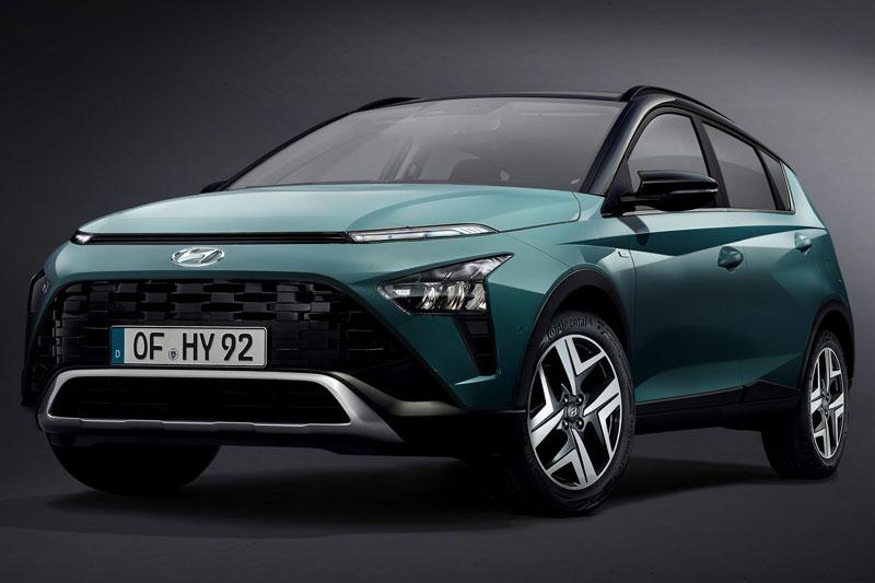 Hyundai Bayon 2022.