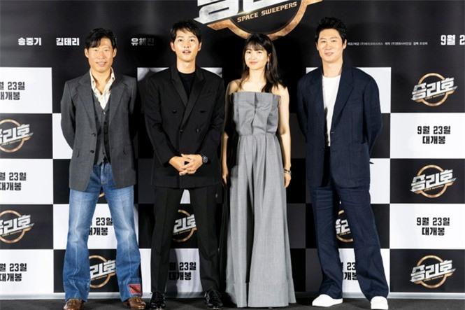 Sự nghiệp Song Joong Ki lên như diều gặp gió sau khi chia tay Song Hye Kyo - ảnh 2