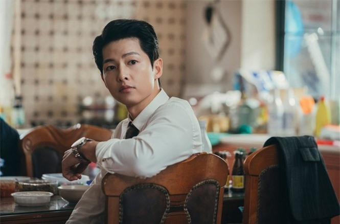 Sự nghiệp Song Joong Ki lên như diều gặp gió sau khi chia tay Song Hye Kyo - ảnh 6