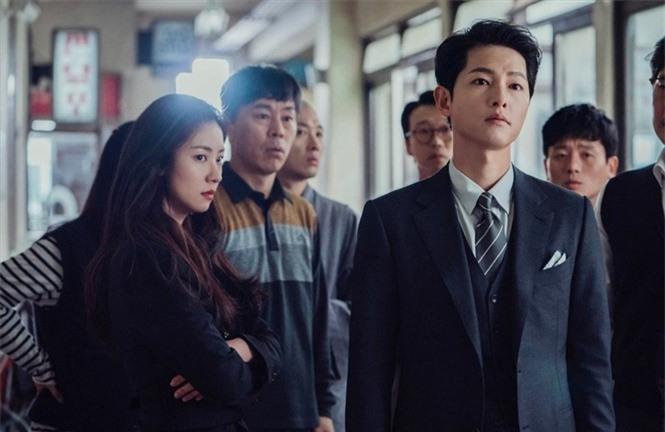 Sự nghiệp Song Joong Ki lên như diều gặp gió sau khi chia tay Song Hye Kyo - ảnh 7