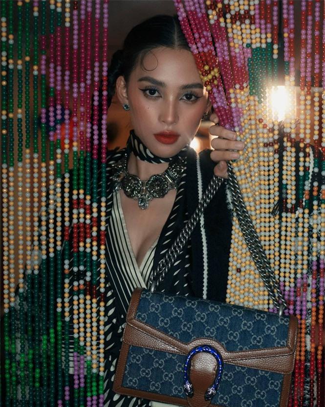 Top 3 Hoa hậu Việt Nam 2018: Tiểu Vy thần thái sang chảnh, Phương Nga-Thúy An ngày càng quyến rũ - ảnh 4