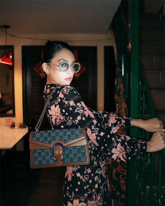 Top 3 Hoa hậu Việt Nam 2018: Tiểu Vy thần thái sang chảnh, Phương Nga-Thúy An ngày càng quyến rũ - ảnh 5