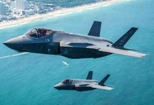 Thổ Nhĩ Kỳ muốn có F-35 thì phải 'đắp chiếu' S-400