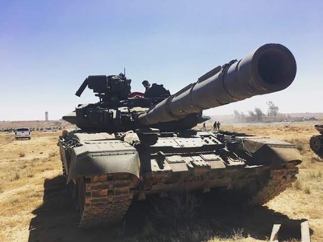 """Báo Mỹ gọi xe tăng T-90 của Nga là """"quái vật thực sự"""""""