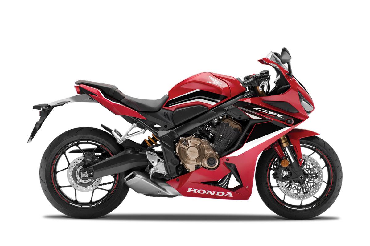 Honda ra mắt 3 môtô mới tại Việt Nam