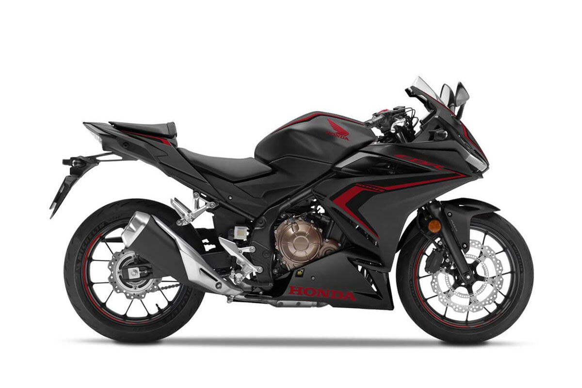 Honda CBR500R 2021.