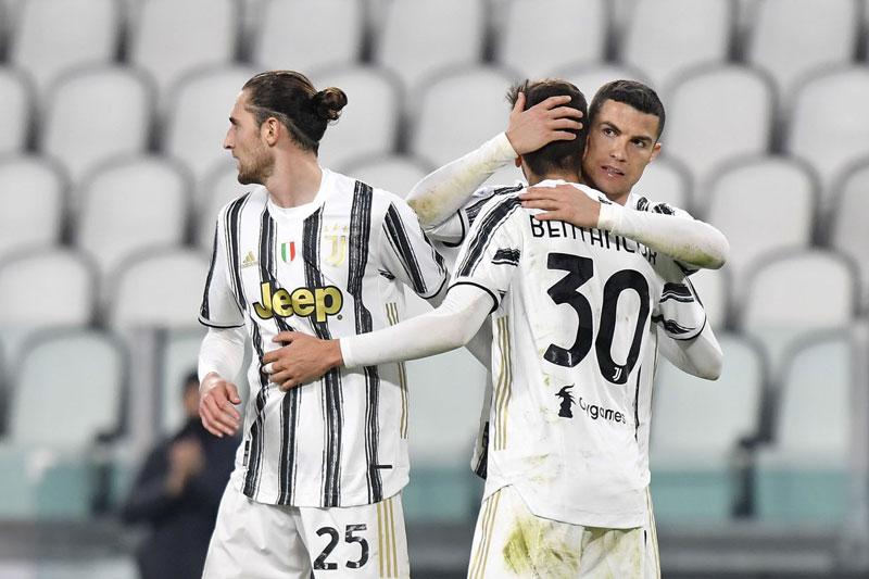Juventus không còn là Juventus từ khi Ronaldo xuất hiện