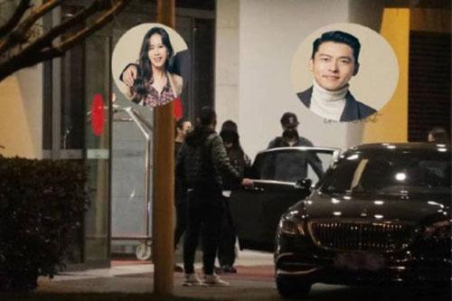 Son Ye Jin và Hyun Bin hẹn hò ở nhà mới tậu trị giá trăm tỷ?