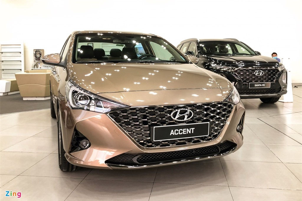 So sanh Toyota Vios G CVT va Hyundai Accent 1.4 AT Dac biet anh 2