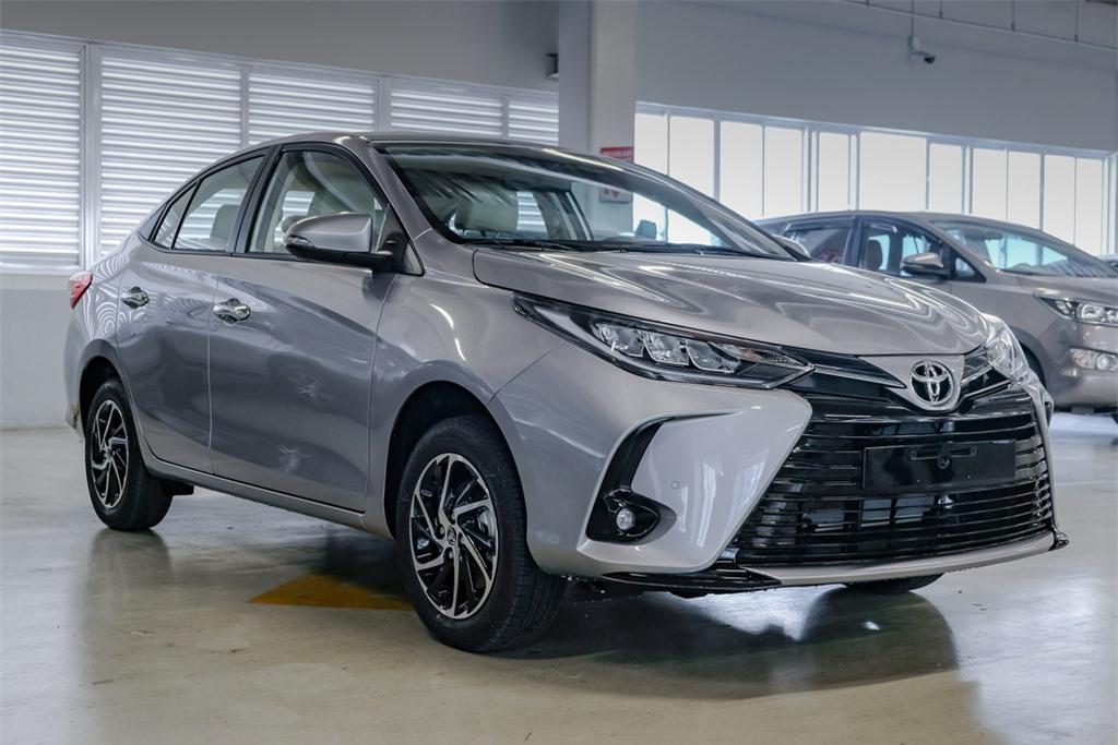 So sanh Toyota Vios G CVT va Hyundai Accent 1.4 AT Dac biet anh 13