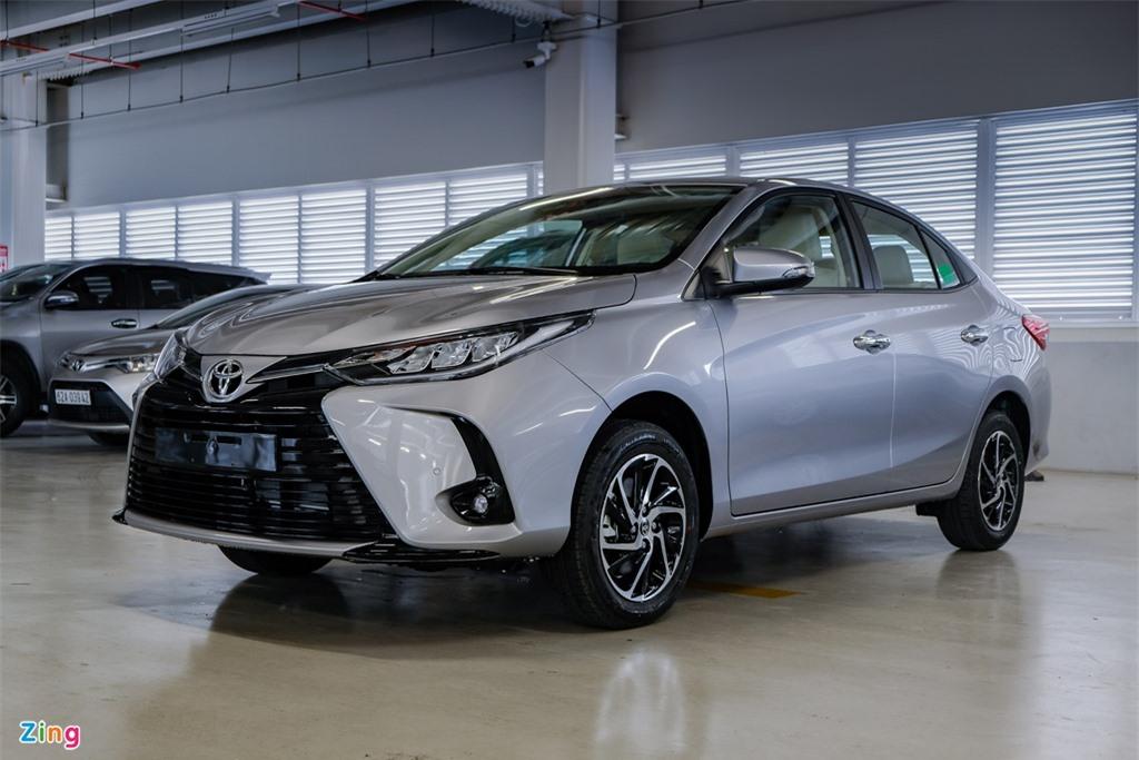 So sanh Toyota Vios G CVT va Hyundai Accent 1.4 AT Dac biet anh 3