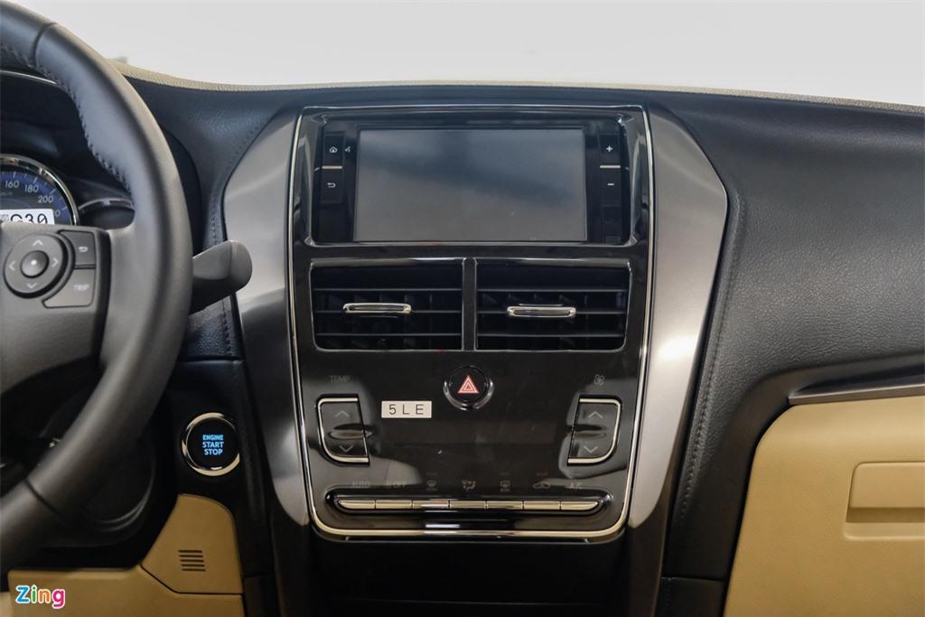 So sanh Toyota Vios G CVT va Hyundai Accent 1.4 AT Dac biet anh 8