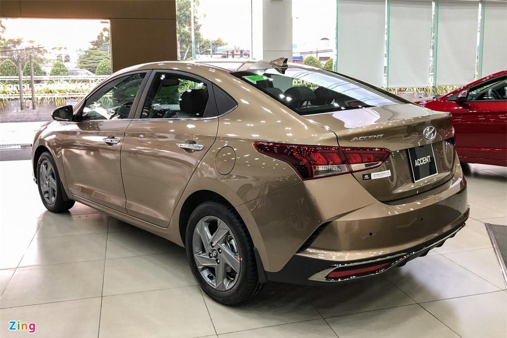 So sanh Toyota Vios G CVT va Hyundai Accent 1.4 AT Dac biet anh 9
