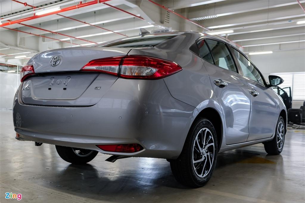 So sanh Toyota Vios G CVT va Hyundai Accent 1.4 AT Dac biet anh 10