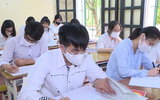 Bộ GD-ĐT sẽ công bố đề tham khảo kỳ thi tốt nghiệp THPT trong tháng 3 (ảnh minh họa).
