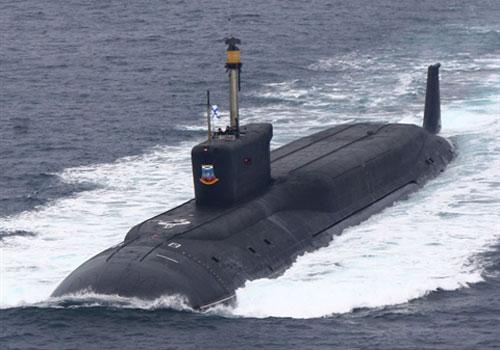 Mỹ không có gì để chống lại tàu ngầm Borey của Nga