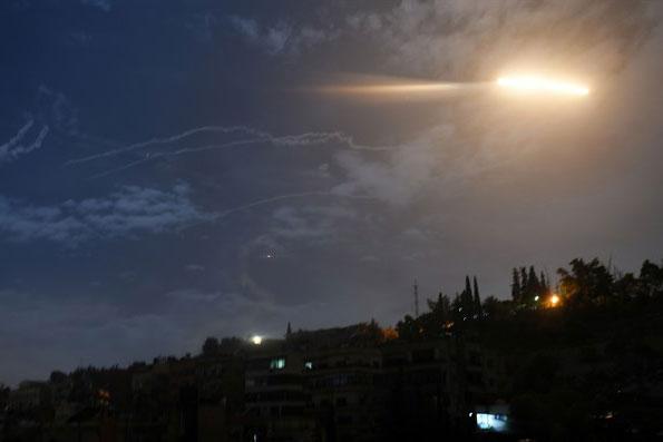 Hệ thống tác chiến điện tử của Nga bắn hạ tên lửa hành trình Delilah của Israel ở Syria